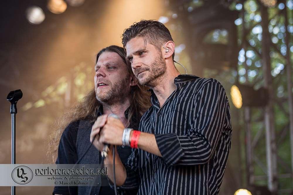 Diary of Dreams- Adrian Hates und Torben Wendt
